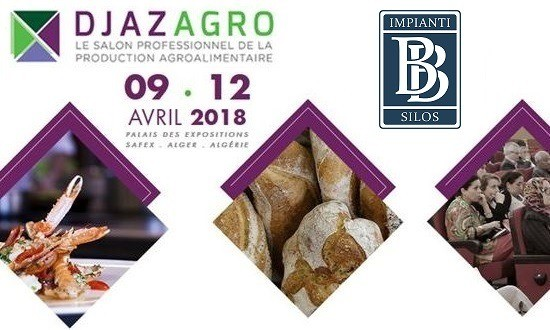 B&B Silo Systems at Djazagro 2018