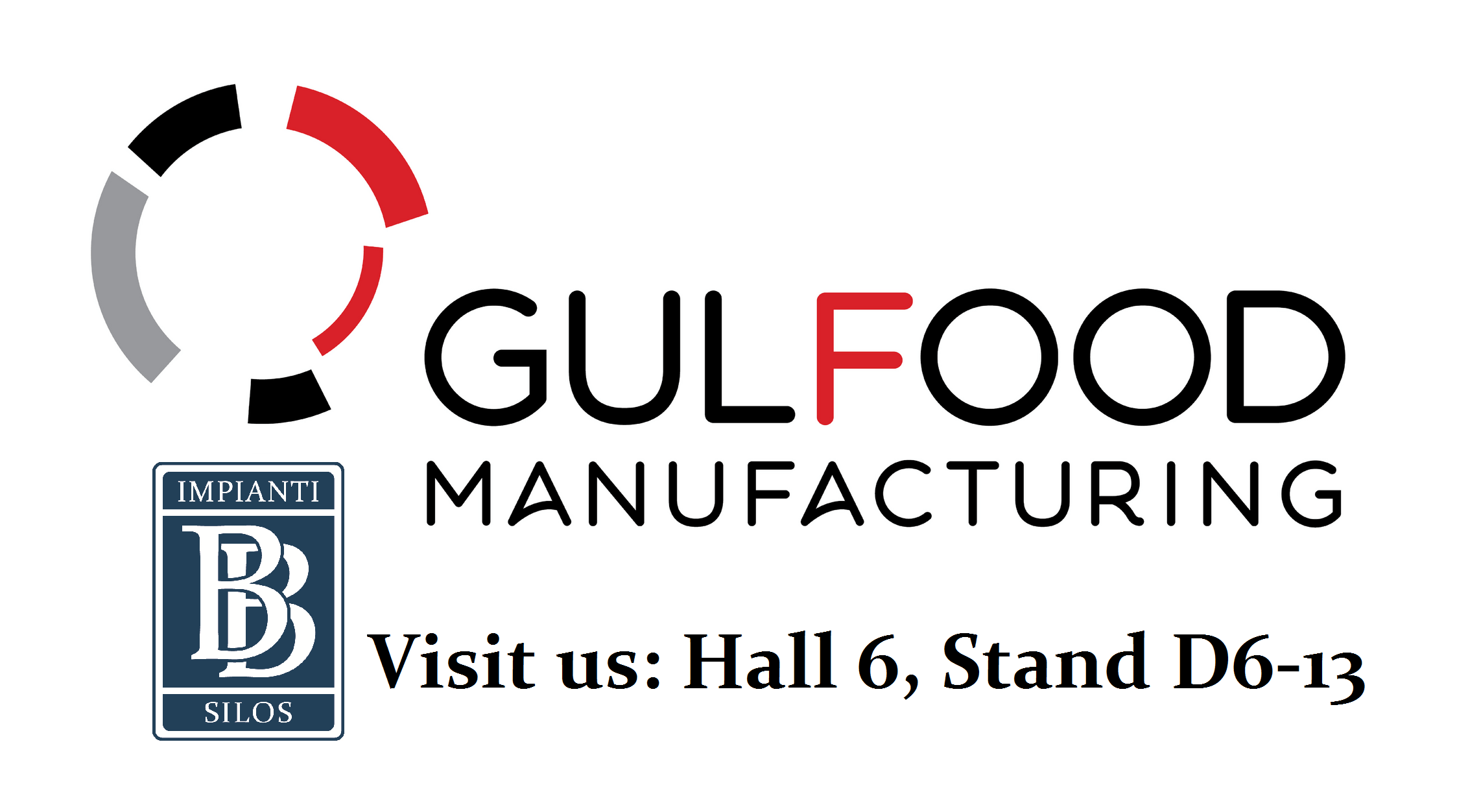 B&B Silo Systems at Gulfood Manufacturing 2018
